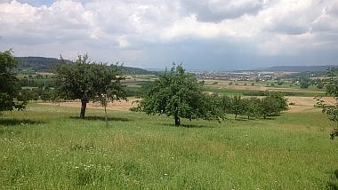 Der Kapellenberg in Rottenburg-Wurmingen