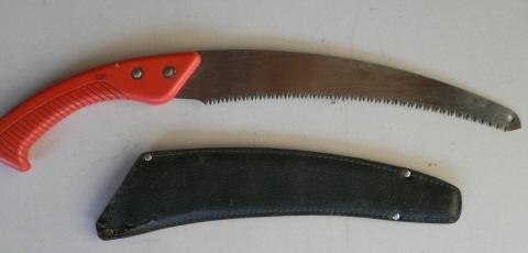 Optimales Werkzeug für den Obstbaumschnitt